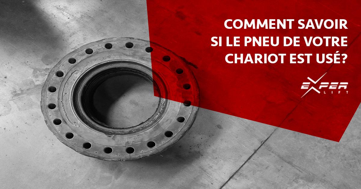 Témoin d'usure – Comment savoir si un pneu est usé ?